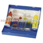 China Ph Test Kit / Water Test Kit / Chemical Test Kit-swimming Pool & Water Cleaning Accessory