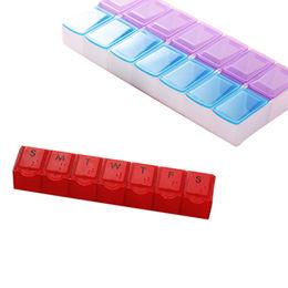Plastic Pill Box from China (mainland)