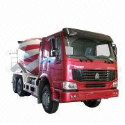 Concrete mixer truck from China (mainland)