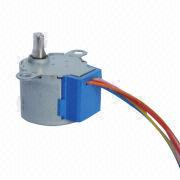 12V DC Auto stepper motor from China (mainland)