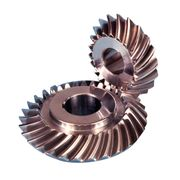 Bronze helix bevel gear from China (mainland)