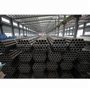 ERW Steel Round Pipe from Hong Kong SAR