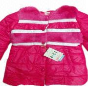 Girl's Jacket from China (mainland)