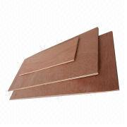 E1/E0/P2 Mahogany Face/Back Plywood from China (mainland)