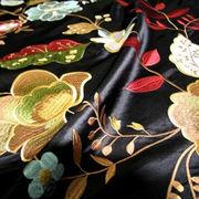 Silk fabric from China (mainland)