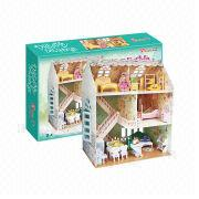 DIY Doll House Puzzle Toys from China (mainland)