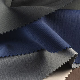 Taiwan High Twist Twill Suit Fabric