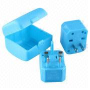 Travel AC power plug adapter from China (mainland)