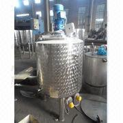 Heating/cooling tank from China (mainland)