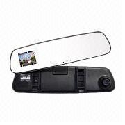 Car DVR, 2.7-inch LCD, Wide Angle Lens