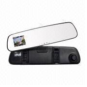 Car DVR, 2013 new style super slim from Shenzhen ATR Industry Co. Ltd