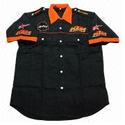 Racing shirt from China (mainland)