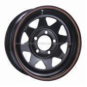 Trailer wheel rims from China (mainland)