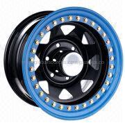 Steel beadlock wheel rim from China (mainland)