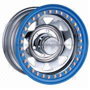Steel beadlock wheel rim from China (mainland)