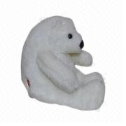 Plush bear from China (mainland)