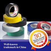 flame retardant PVC electrical insluation tape from China (mainland)