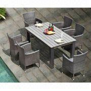 Wicker furniture set from China (mainland)