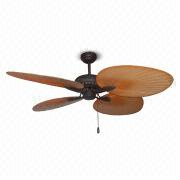 Ceiling Fan with Excellent Balancing Performance and Powerful Motor, OEM Orders are Welcome