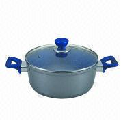Forged aluminum Dutch oven from China (mainland)
