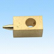 Mechanical Part, Made of Brass, Customer's Designs Welcomed from HLC Metal Parts Ltd