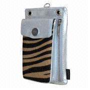 Leather mobile phone case from Hong Kong SAR