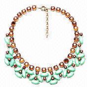 Fashion Metal Necklaces from Hong Kong SAR