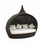 Rattan/wicker daybed from China (mainland)