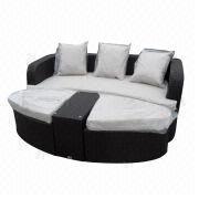 Rattan/wicker round sofa from China (mainland)