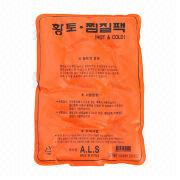 Red Clay Hot Pack from South Korea