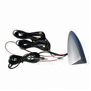 GPS+AM/FM+TV Shark Fin Antenna from China (mainland)