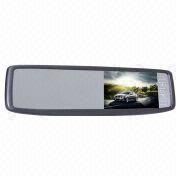 Rear-view Mirror Monitor from China (mainland)