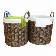 Laundry basket set from Vietnam