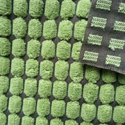 China Jacquard Microfiber Chenille Fabric
