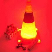 LED Light Traffic Safety Cone from China (mainland)