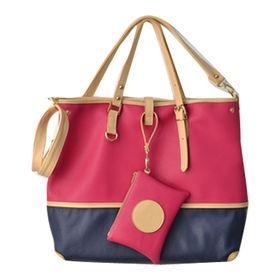 Synthetic Leather Handbag Manufacturer
