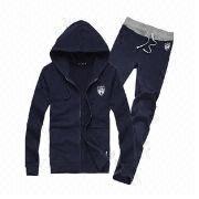 Men's hoodie sweatsuits