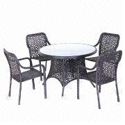 Aluminum Dining Set from China (mainland)