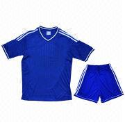 Latest 2013 soccer suit from China (mainland)