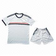 Latest 2013 Model Soccer Suit from China (mainland)
