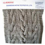 Wire knitting wool blended yarn from China (mainland)