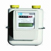 Gas meter from China (mainland)