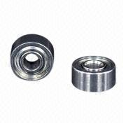 606 6x17x6mm high speed deep groove ball bearing from China (mainland)