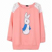 Korean Children's Clothing, Fashionable and New Design, Made of 100% Cotton