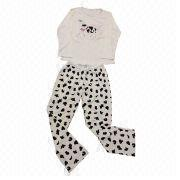 100% cotton girls' night sleeping wear from China (mainland)