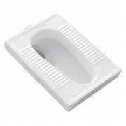 WC Toilet Pan from China (mainland)