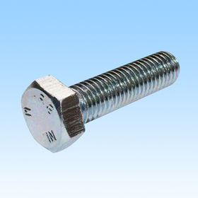 Bolt, Low-carbon Steel, Stainless Steel, Alloy Steel, Brass or Brass Alloy Materials from HLC Metal Parts Ltd