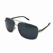 China Men's Style Sunglasses, Suitable for Sales Promotion and Chain Stores, UV 400 Protection