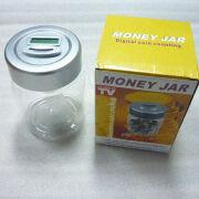 Electronic Count Money Jar from China (mainland)