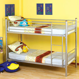 Metal Bunk Bed from China (mainland)